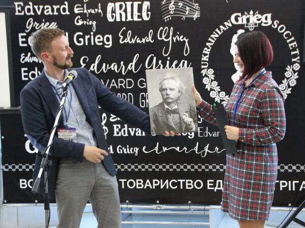 Презентація Grieg Fest-2018 Житомирській Еліті