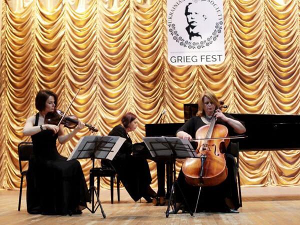Grieg Fest – Концерт в Філармонії