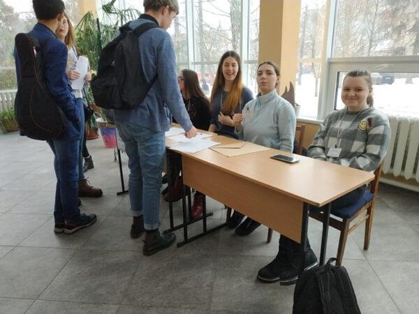 Вибори виборних представників з числа студентів відділів