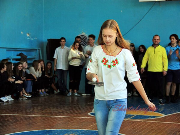 Козацькі розваги