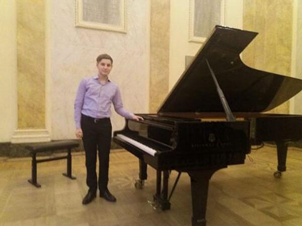 Успіх на Міжнародному конкурсі піаністів