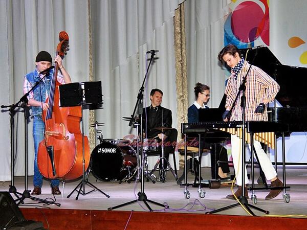 Святковий концерт до Дня працівників культури