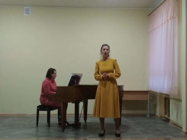 Концерт Осіння мелодія душі