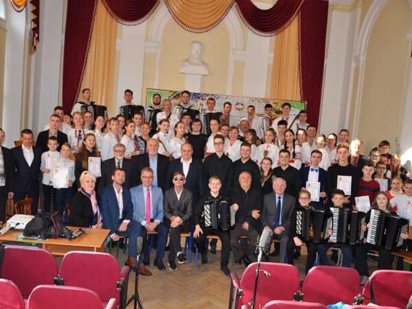 Ігор Речицький увійшов до трійки переможців престижного конкурсу