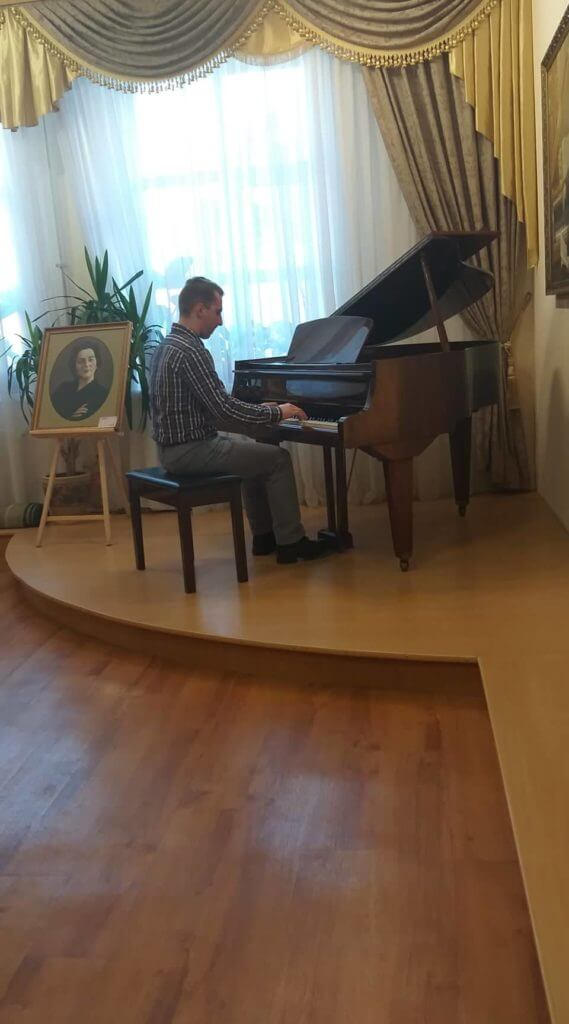 Концерт у Житомирській музичній школі №1