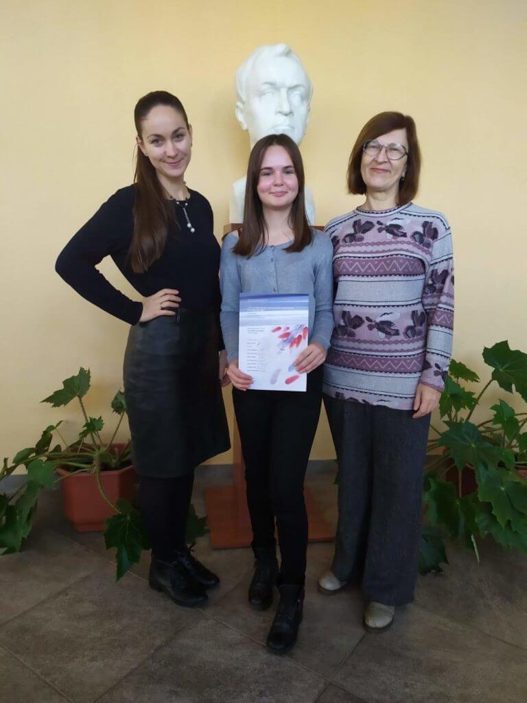 Успіх наших вокалістів на Міжнародному конкурсі у Києві