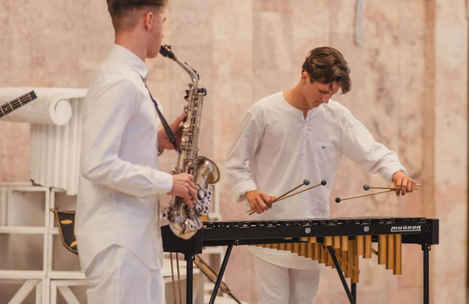 Джаз для юних театралів