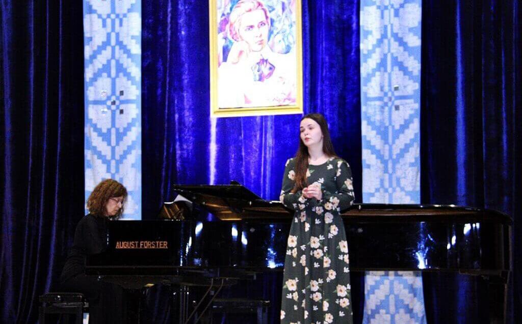 Музично-поетична імпреза до 150-річчя Лесі Українки 2