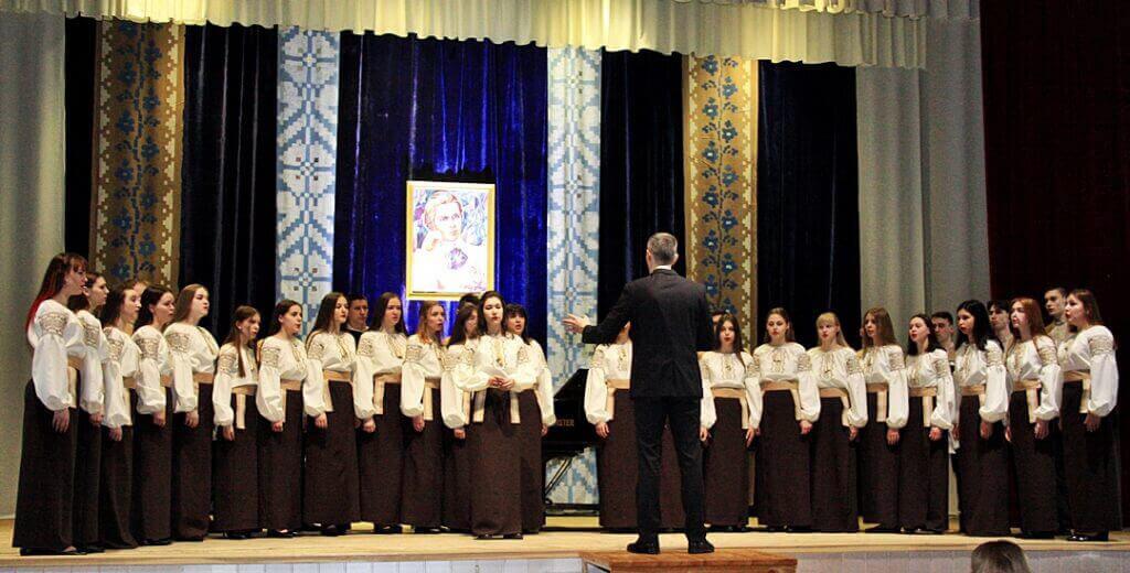 Музично-поетична імпреза до 150-річчя Лесі Українки 8
