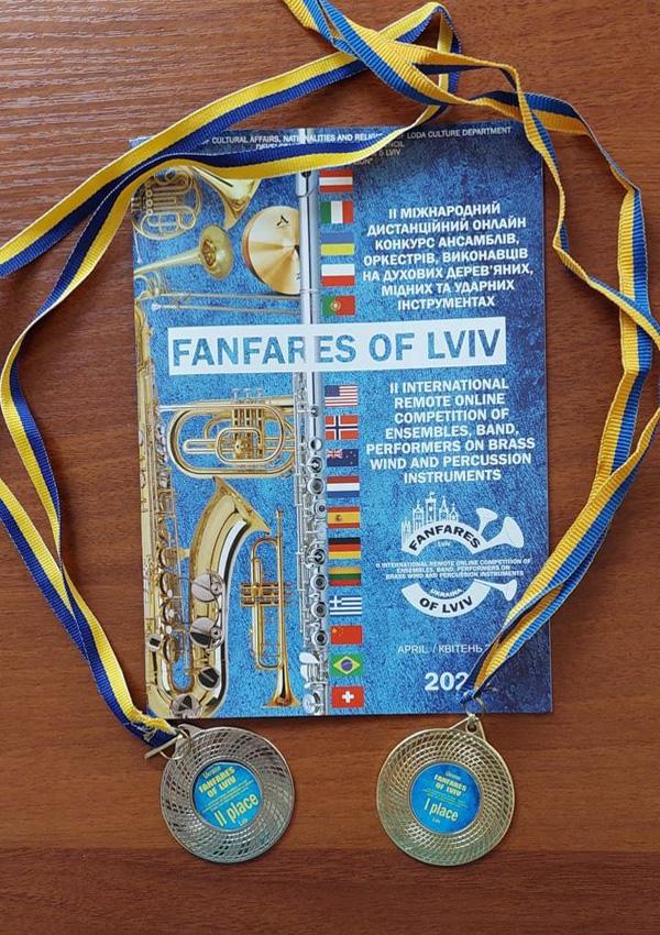 Студенти ЖМФК здобули перемогу у ІІ Міжнародному онлайн-конкурсі