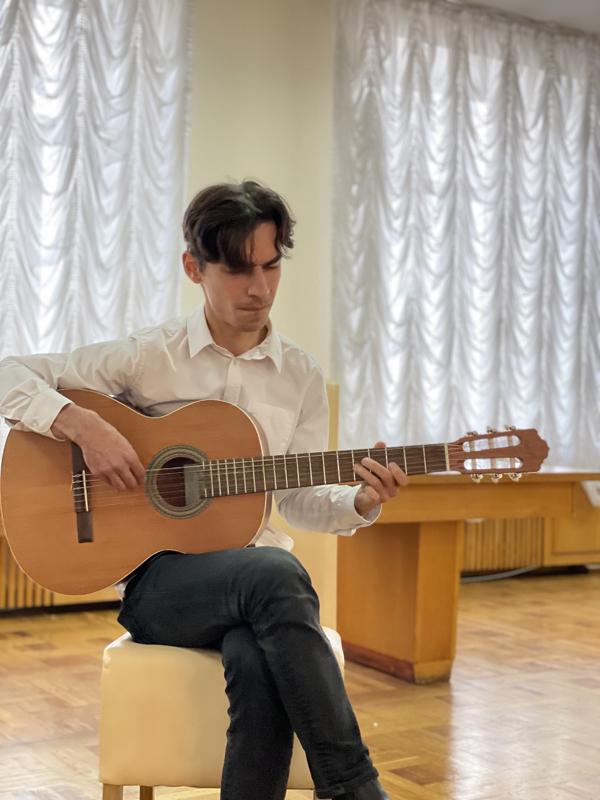 Музичний подарунок до Всеукраїнського дня бібліотек 6
