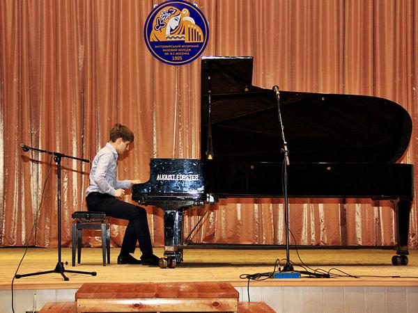 Концерт із нагоди Міжнародного дня музики та Дня працівників освіти 12