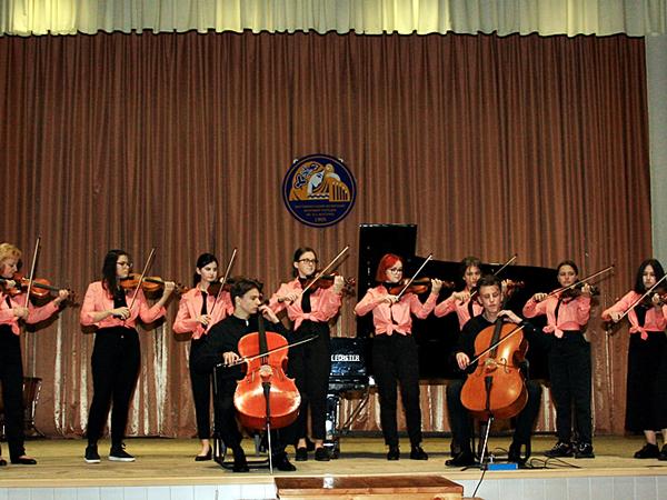 Концерт із нагоди Міжнародного дня музики та Дня працівників освіти 4