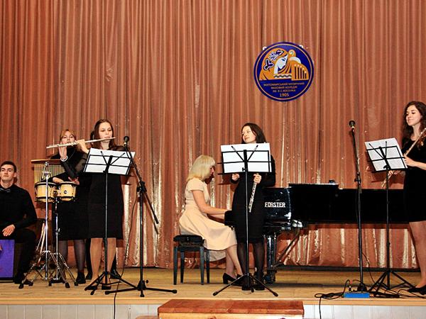 Концерт із нагоди Міжнародного дня музики та Дня працівників освіти 9