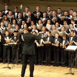 спеціалізація - хорове диригування